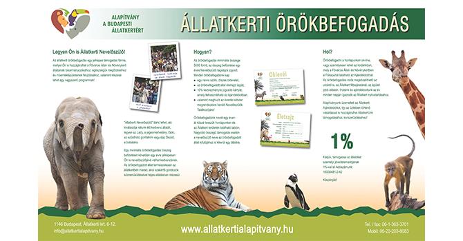 Állatkerti alapítvány